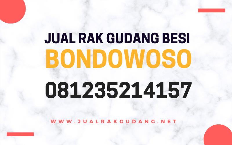 Toko Jual Rak Gudang Besi Bondowoso